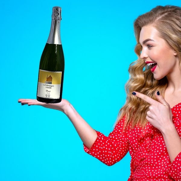 Pinot Brut Schlossgut Istein