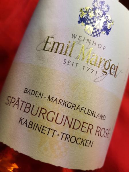 2020 Weinhof Emil Marget rosé Kabinett trocken