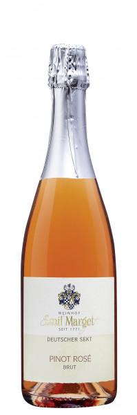 Spätburgunder Rosé Brut Winzersekt Weinhof Emil Marget