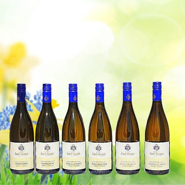 Weißwein-Paket Emil Marget
