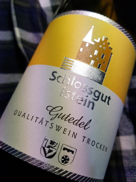 2018 Gutedel Qualitätswein trocken
