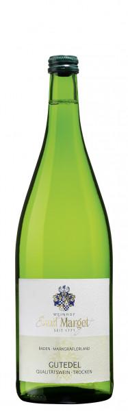 2018 Gutedel Weinhof Emil Marget Qualitätswein trocken